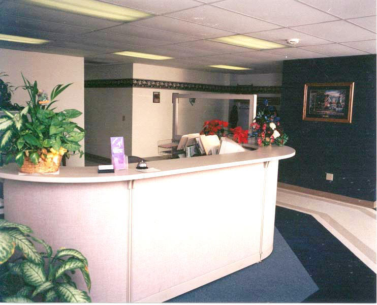 Photo of Office/Reception area